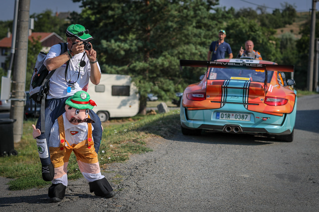 illustration during the 2018 European Rally Championship ERC Barum rally,  from August 24 to 26, at Zlin, Czech Republic - Photo Alexandre Guillaumot / DPPI