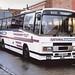 Midland Red Coaches . EAH890Y . Digbeth Garage , Birmingham .