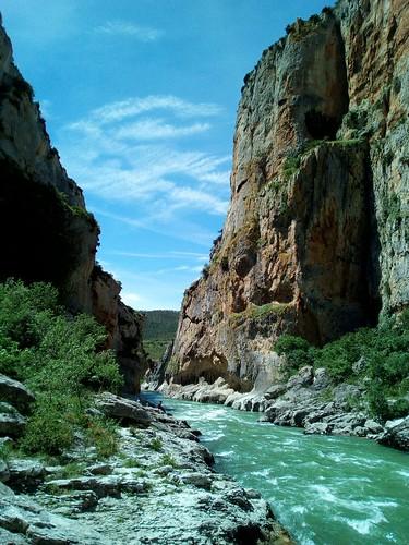 Foz de Lumbier (río Irati, Nafarroa) (3)