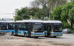 Almaty trolleybus: Youngman JNP6120GDZ # 1230