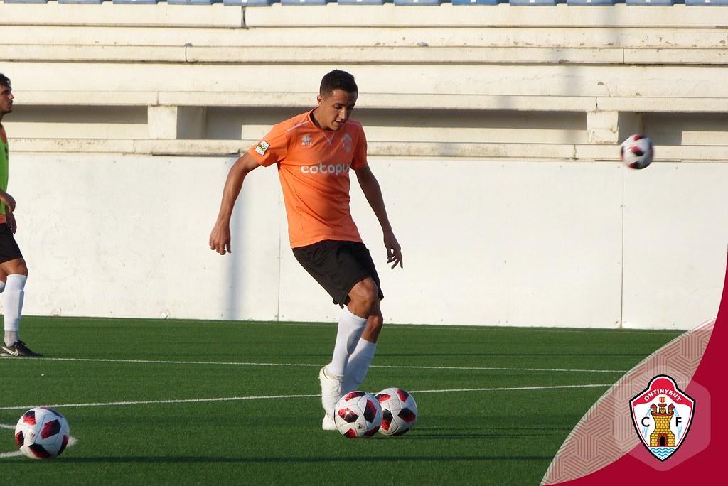 Ontinyent CF 2 - FC Jumilla 0 - Pretemporada - 1819