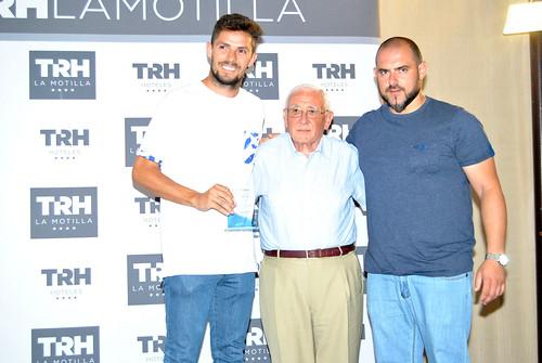 XV Gala del Deporte de la Semana cantera de la PD Rociera