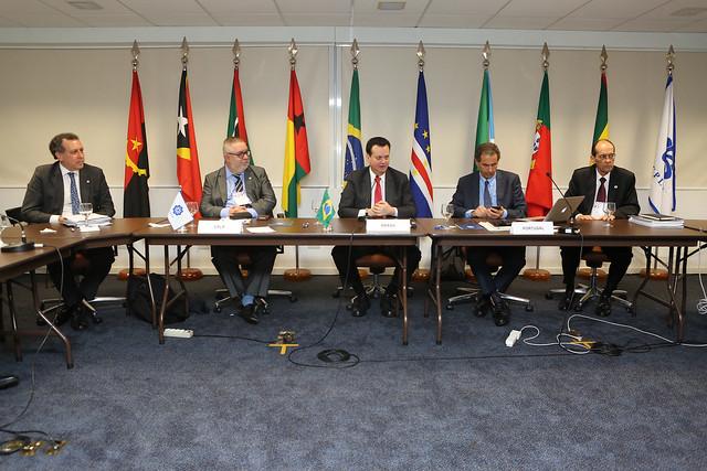 VIII Reunião de Ministros de Ciência, Tecnologia e Ensino Superior da Comunidade de Países de Língua Portuguesa (CPLP). Brasília - 21/06/2018. Fotos:  Ricardo Fonseca.