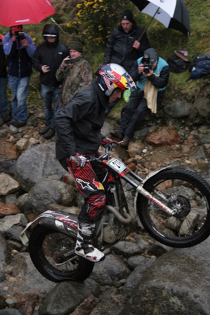Dougie Lampkin SSDT May 2012