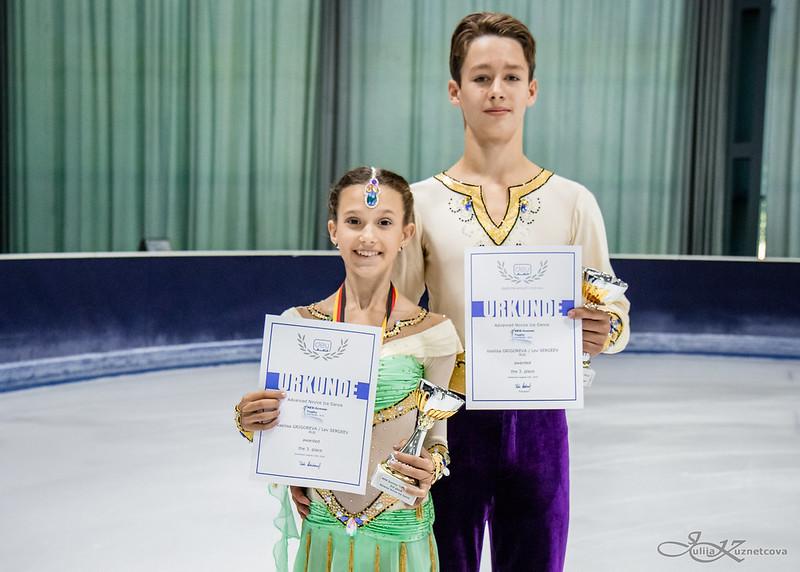 Vasilisa GRIGOREVA / Lev SERGEEV