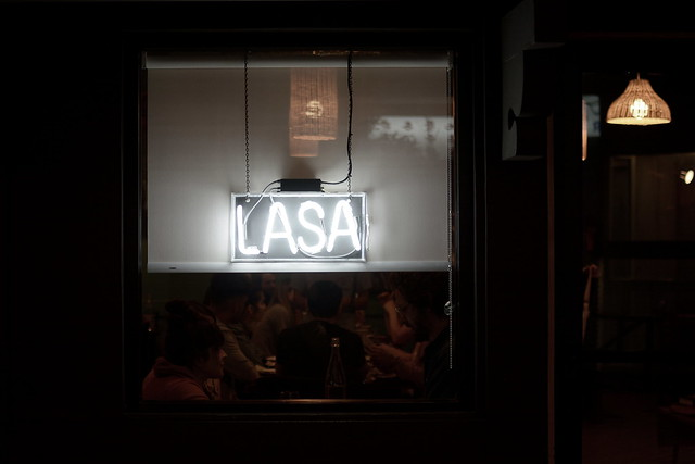 Lasa - Los Angeles - Chinatown