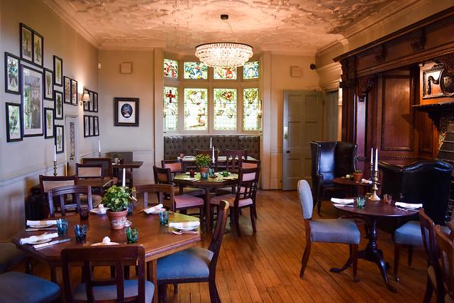 Dining Room at The Beacon, Tunbridge Wells