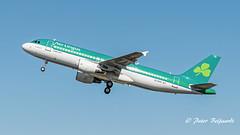 EI-DVG Airbus A320-200 - Aer Lingus