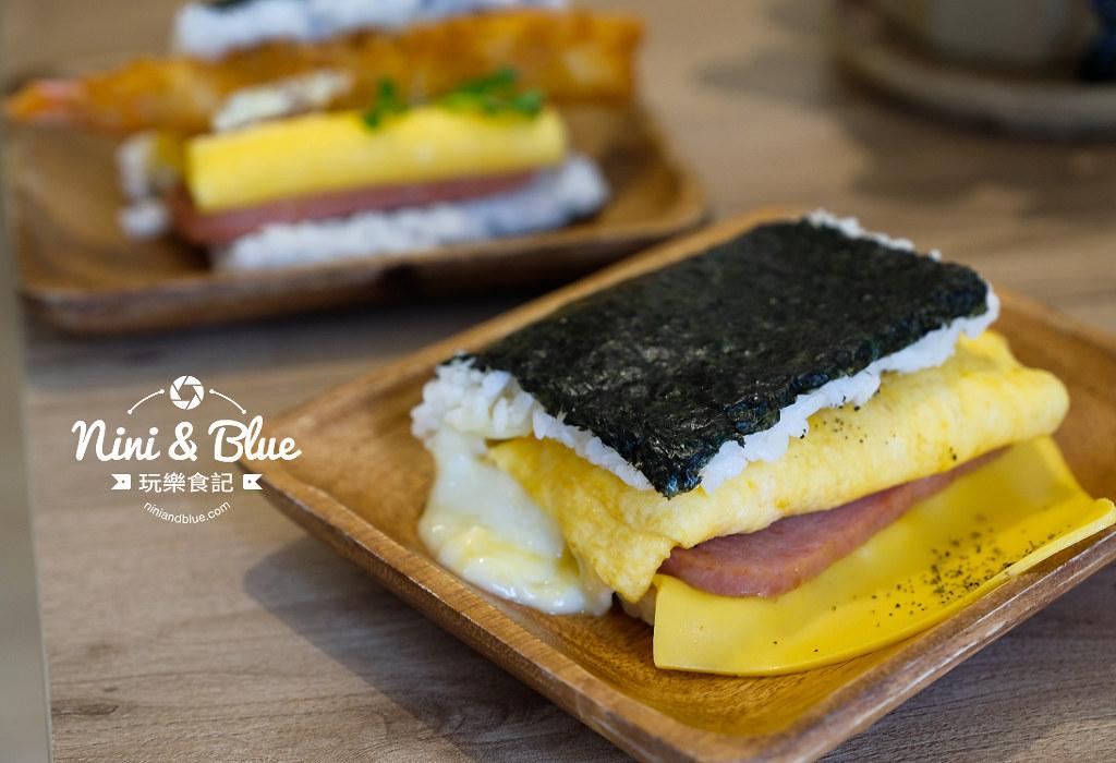 樂米屋 沖繩飯糰 公益路美食10