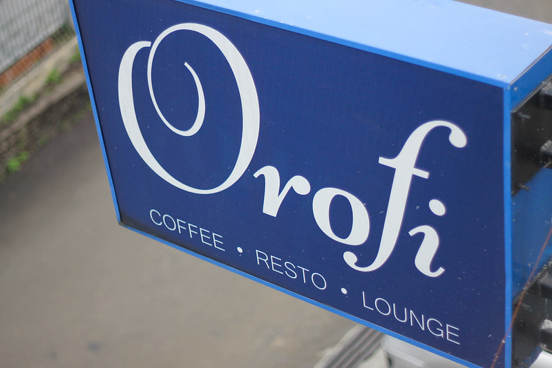 Orofi, Bandung.