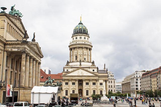 Gendarmenmarkt, Berlino cosa vedere