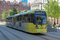 Manchester Metrolink 3080