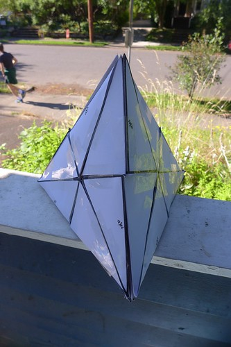 24 A Modules (12A + 12A') = Tetrahedron