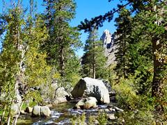 Bishop Creek and Pinnacle, Sierra Nevada, CA 2017
