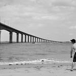 Vers la ligne du pont...