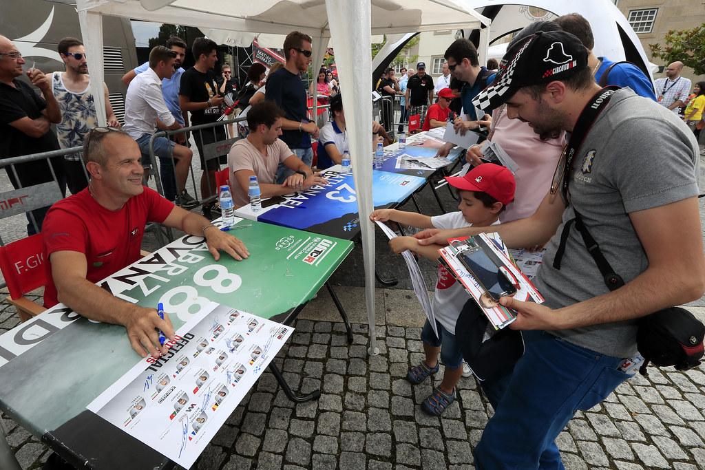 GIOVANARDI Fabrizio (ITA), Team Mulsanne, Alfa Romeo Giulietta TCR, portrait, during the 2018 FIA WTCR World Touring Car cup of Portugal, Vila Real from june 22 to 24 - Photo Paulo Maria / DPPI