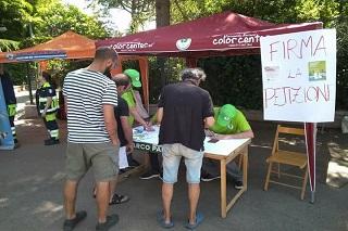 Noicattaro. petizione front