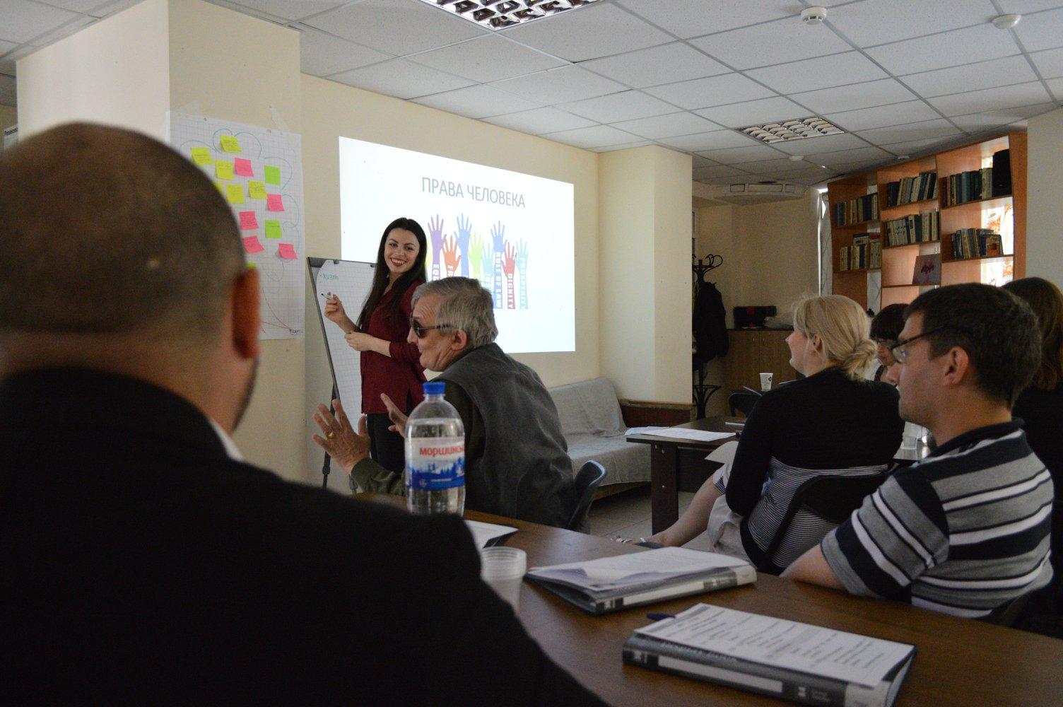 Dezvoltarea serviciilor comunitare în raioanele Rîbnița și Camenca