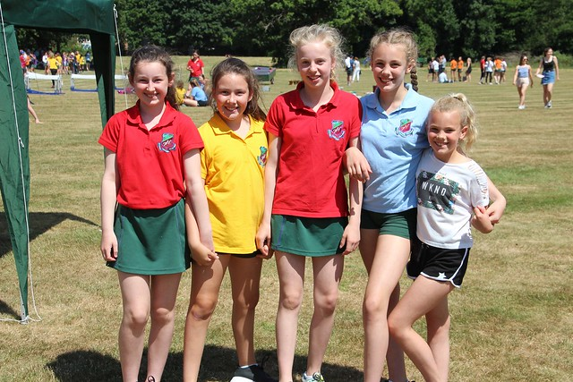Inter-House Sports 2018