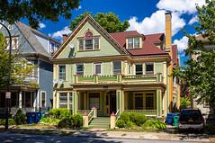 College Street House