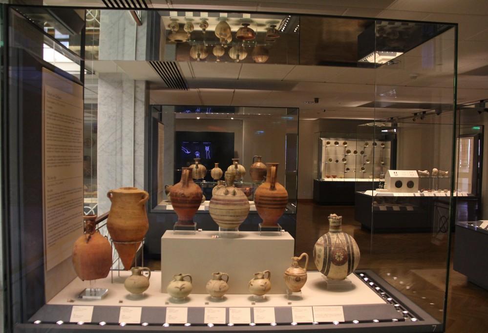 Музеи Никосии - от археологии к нумизматике и истории Кипра