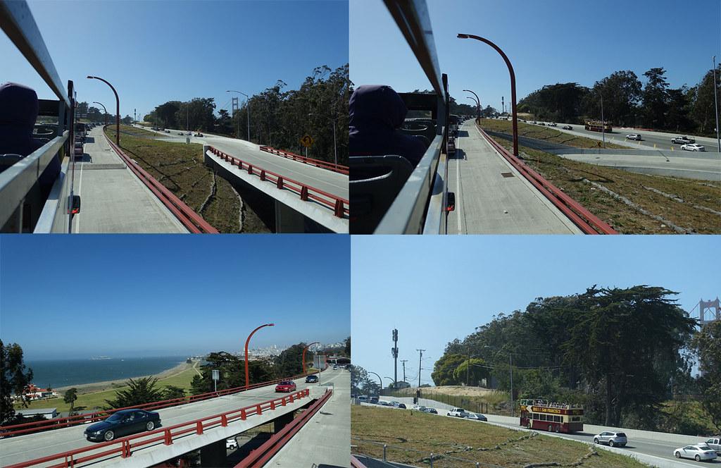 【2020舊金山景點】金門大橋周邊|市區景點|漁人碼頭|SF自助、觀光巴士兌換/搭乘教學(附換票地圖) @GINA環球旅行生活