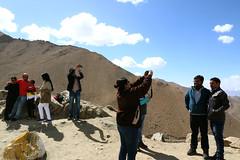 Khardung La Road, Leh (Ladakh)