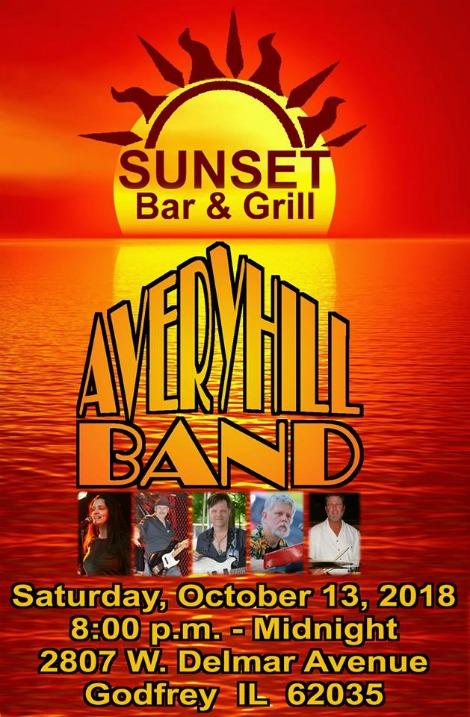 Avery Hill 10-13-18
