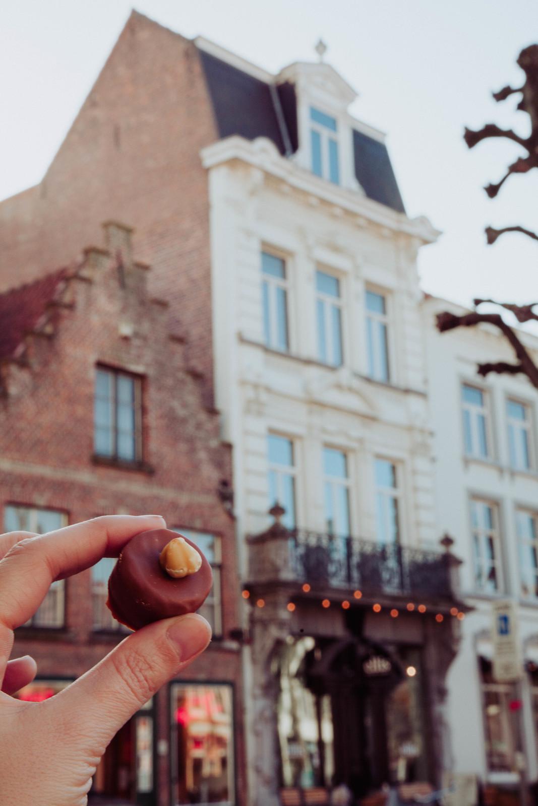 Chocolate Bruges Belgium