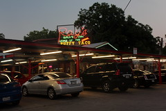San Antonio - Prospect Hill: Ray's Drive Inn
