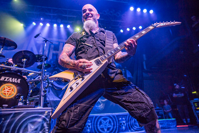 Anthrax @ The Fillmore, Silver Spring MD, 07/30/2018