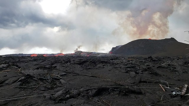 06/17/18 Kilauea, HI - East Rift Zone Eruption Event