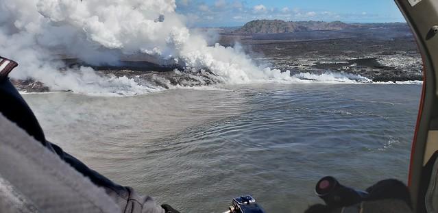 06/19/18 Kilauea, HI - East Rift Zone Eruption Event