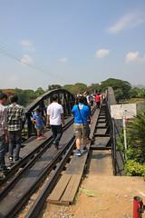 Thailand 2013 - 10.Tag, Ayutthaya, River Kwai, Kanchanaburi