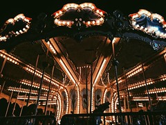 Growing up is awful but the carousel never stops turning..
