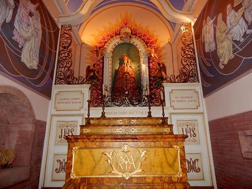 2018 1 juillet Murbach. Chapelle Notre-Dame de Lorette
