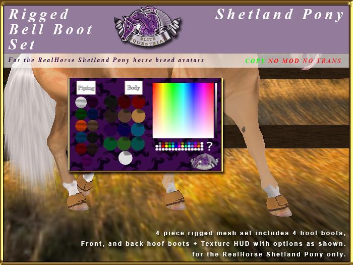 E-RH-Shetland-BellBoots - TeleportHub.com Live!