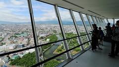 Goryokaku Tower.