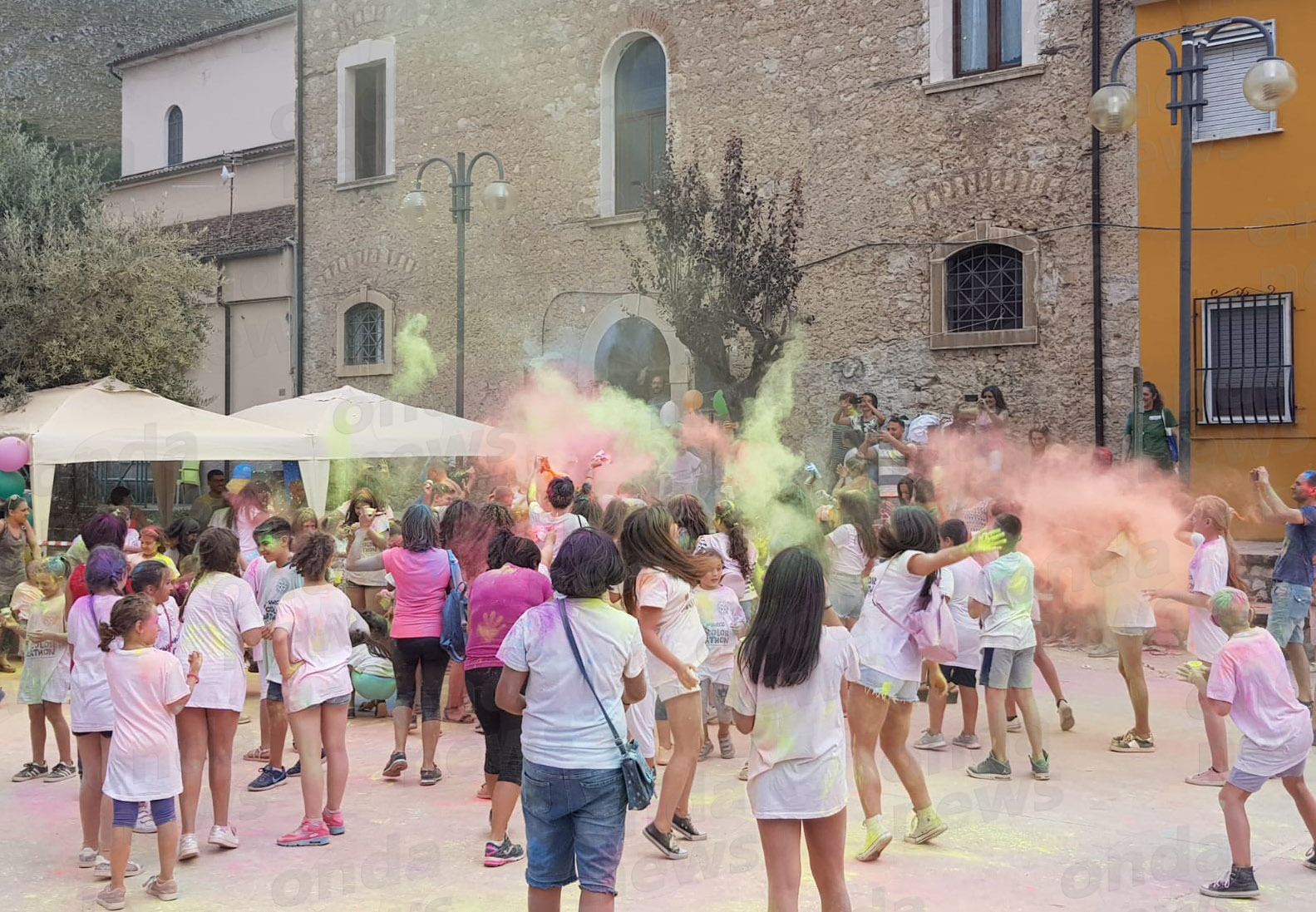 San Marco Color Marathon 14-08-18