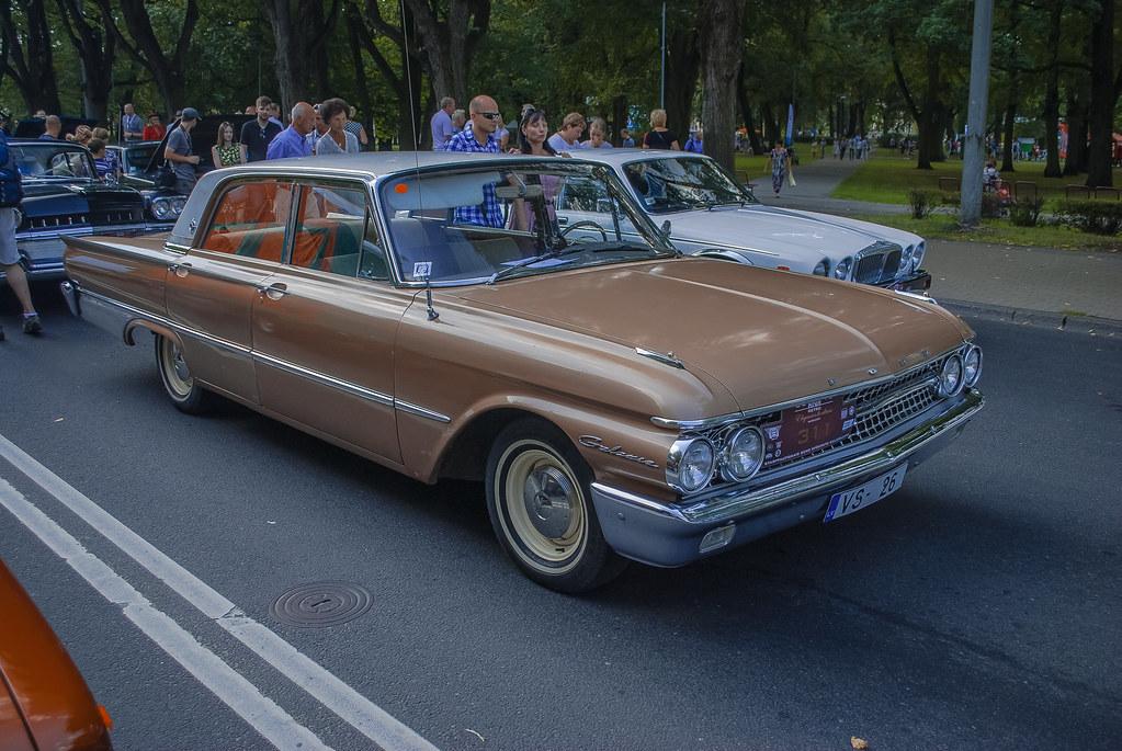 Ford Galaxie Classic Cars  DSC_0078