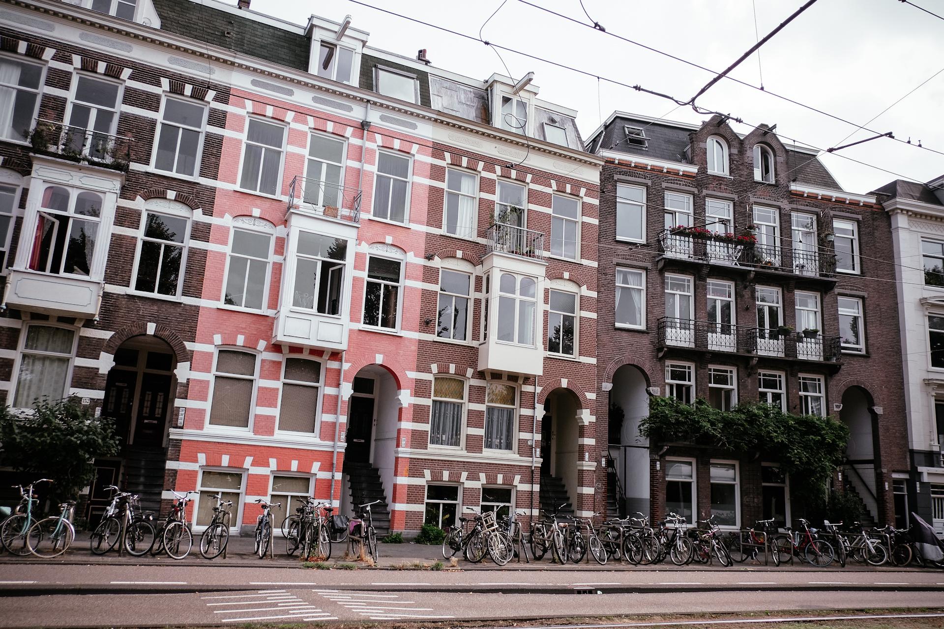Amsterdam, Sarphatistraat