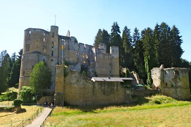 Château de Beaufort, Canon POWERSHOT G9 X