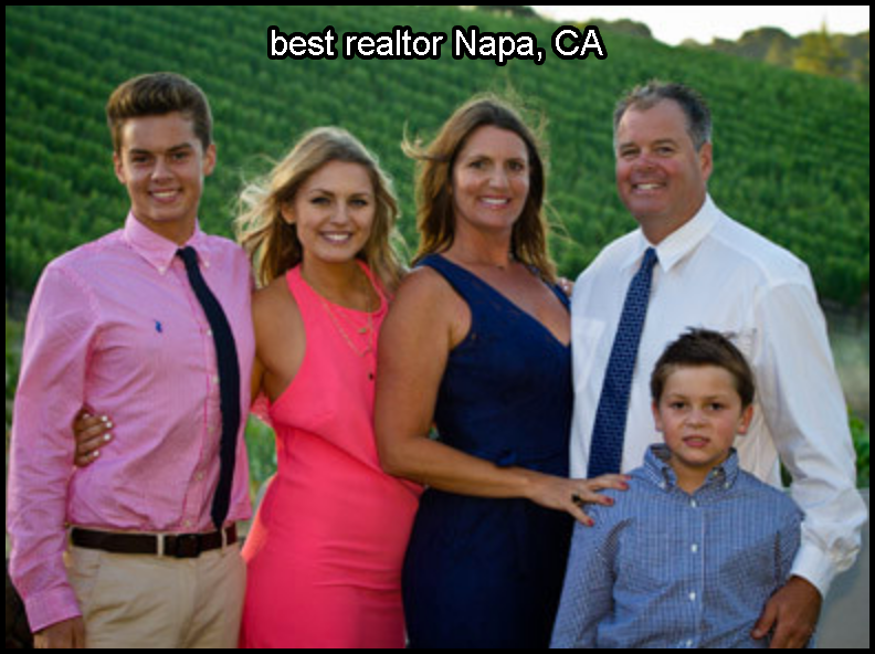 best realtor in napa ca