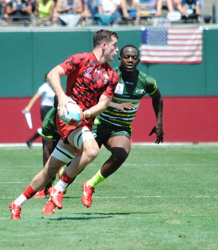 One more Wales v Zimbabwe #rugby #rwc7s #attpark