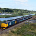 37407 tnt 37419 2J80 Lowestoft to Norwich at Haddiscoe
