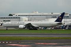 Saudi Arabian Airlines Boeing 777-368(ER) HZ-AK20