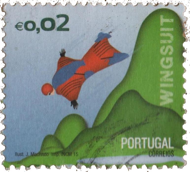 Portugal - Michel #4018 (2015)