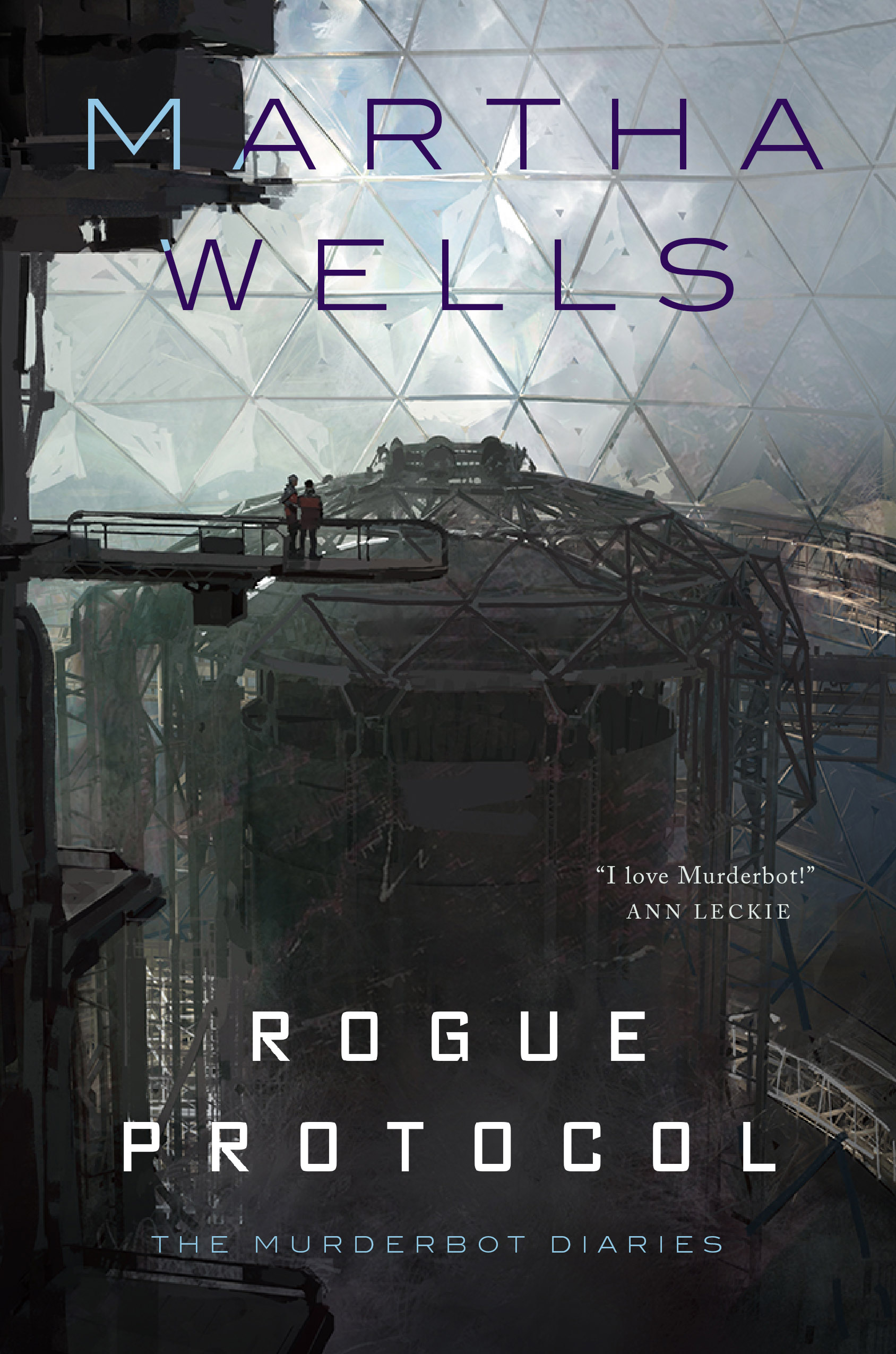 'Rogue Protocol' by Martha Wells (reviewed by Skuldren)