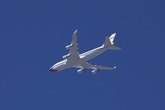 Oman Royal Flight Boeing 747-400