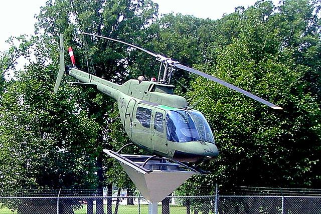 136248 Bell CH-136 Kiowa, Fujifilm FinePix S5000